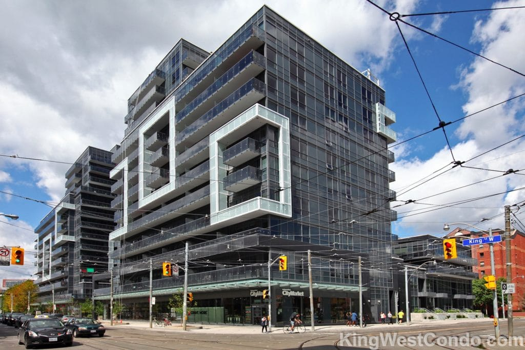 DNA3 1030 King St W Exterior