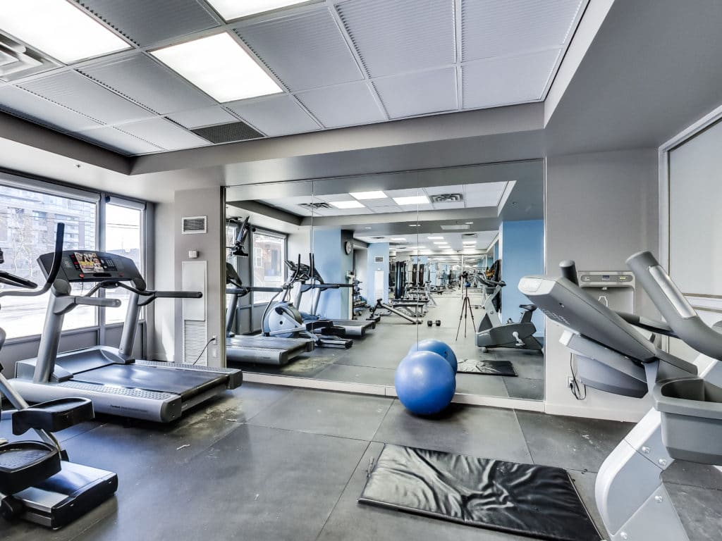 1029 King St W Exercise Room