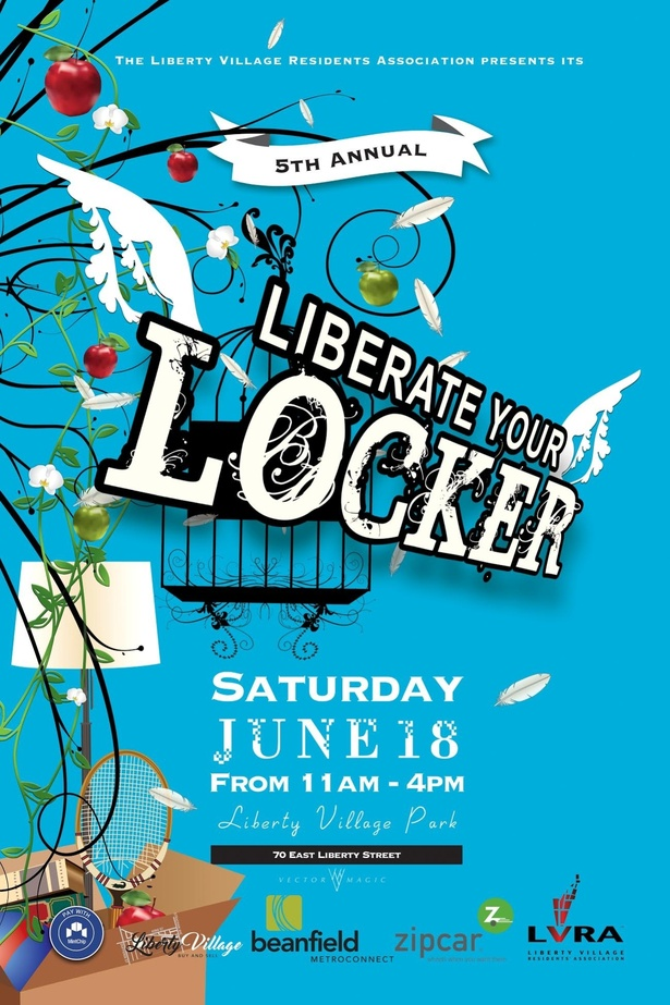 Liberate Your Locker 2016